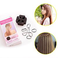 Набор для плетения косы Водопад Waterfall braid maker.