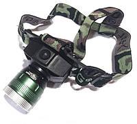 Налобный фонарь Police BL-6902 99000W (004251)