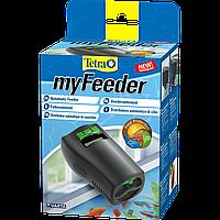 """Автоматична годівниця """"myFeeder Black"""" для акваріумних риб, Tetra™, фото 1"""