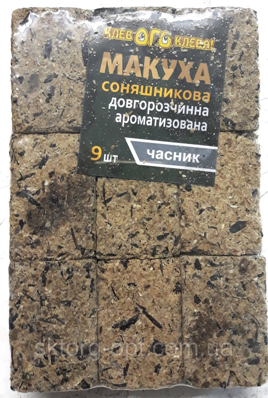 "Макуха ""КлевОГОклева"" Чеснок 300г"