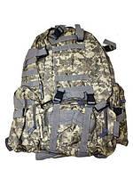 Рюкзак военный тактический штурмовой Спартак Molle Assault N02190 Pixel ACUPAT Камуфляж (007427)