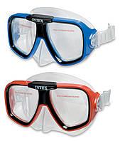 Маска для плавания Intex 55974 от 8 лет, 2 цвета