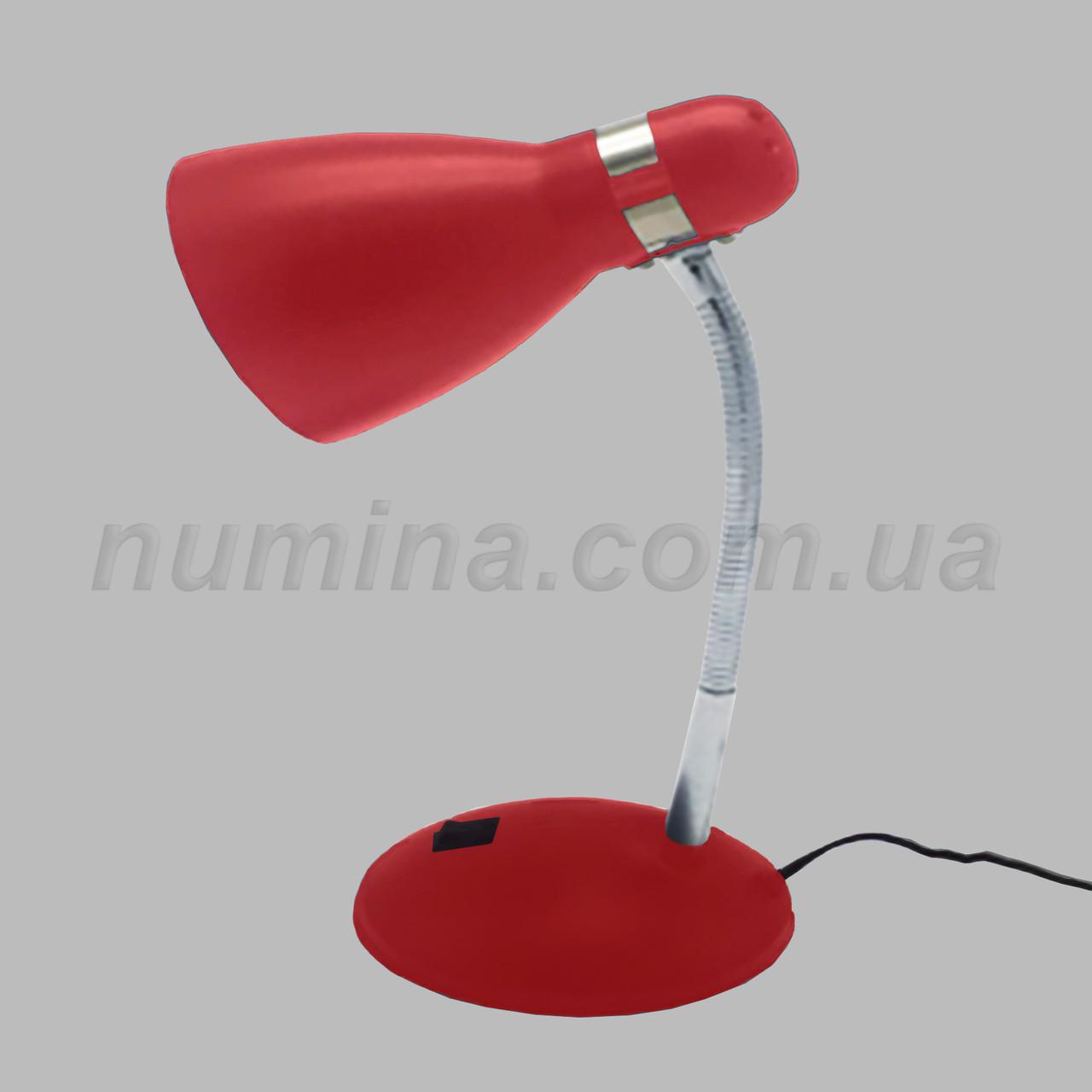 Светильник настольный 29-710S RD
