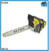 Пила бензиновая ручная Eltos БП-52 (1х1)