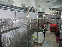 Стеллаж из нержавеющей стали 1500/400/1800 мм