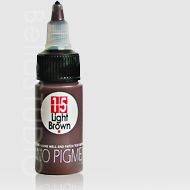Пигмент для татуажа BELLA Light Brown - Светло-коричневый , BPC-15