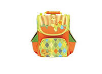Рюкзак Butterfly, оранжево-зеленый, OLLI (арт. OL-1612-1)