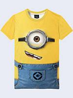 Мужская футболка Веселый Миньон