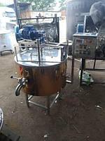 Котел сыроварня кпэ-50, фото 1