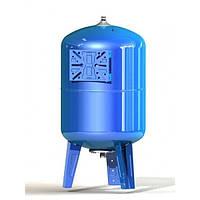 Розширювальний бак 60 л, для систем водопостачання, 10 бар, гориз.