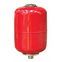 Розширювальний бак 25 л, для систем опалення, 5 бар