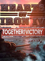 Hearts of Iron 4: Together for Victory DLC (PC) Электронный ключ, фото 1