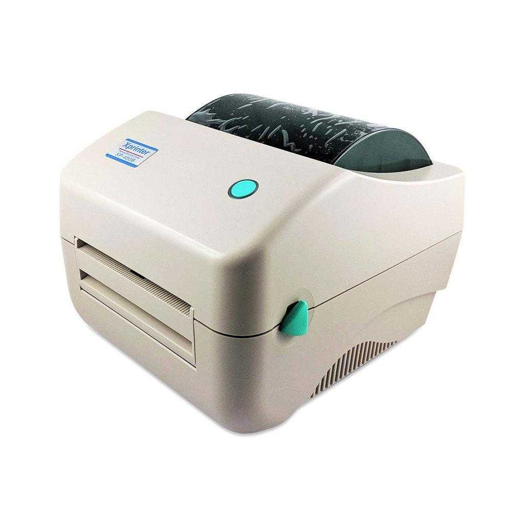 Xprinter XP-450B Термопринтер для печати этикеток (для Новой Почты)