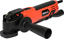 Многофункциональный инструмент (реноватор) YATO 500 Вт 16000 об/мин + насадки + кейс YT-82223