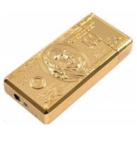 Зажигалка газовая слиток золота (доллар) №3634