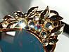 Солнцезащитные очки Elegant Metal Carving Leaves_rose gold , фото 6