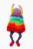 Фьека Разноцветный женский карнавальный костюм / BL - ВМ263, фото 2