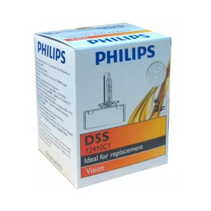 Ксеноновая лампа Philips Vision D5S 4500K 12410, фото 2