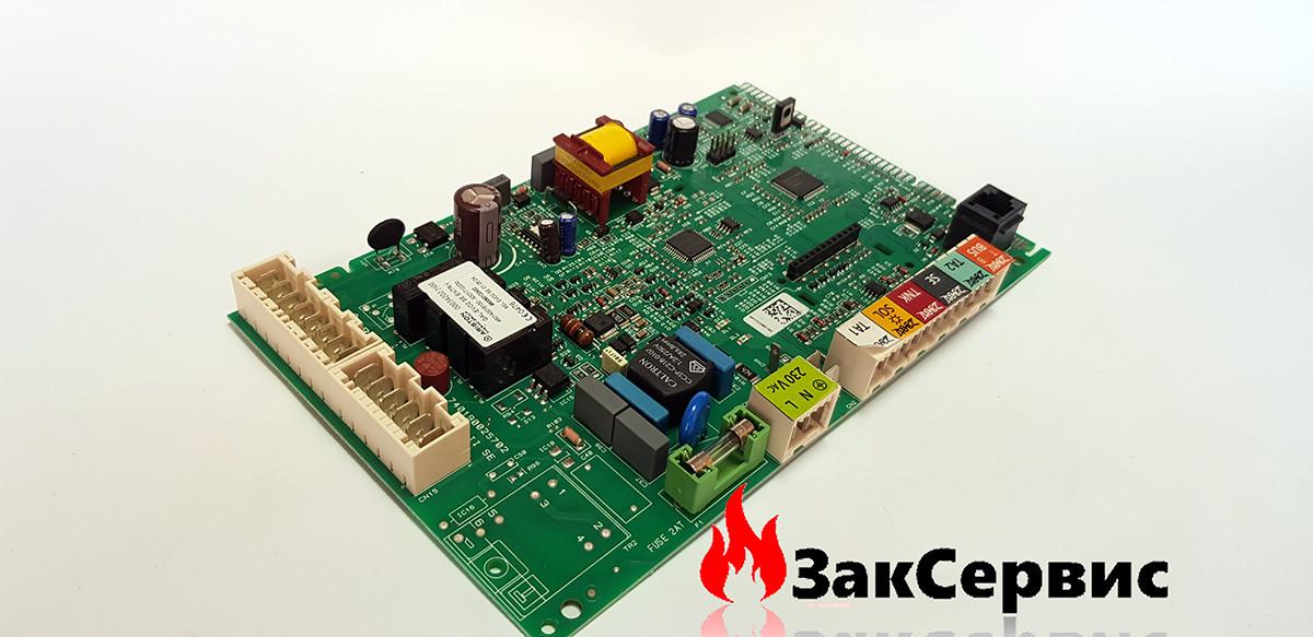 Плата управления на газовый котел Ariston CARES X, HS X 65115782