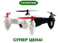 Квадрокоптер с камерой WL Toys Q242G - мини дрон на радиоуправлении с FPV системой 5.8ГГц