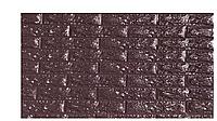 Панель стеновая 3D 700х770х7мм БАКЛАЖАН-КОФЕ(кирпич) (80) BG 18