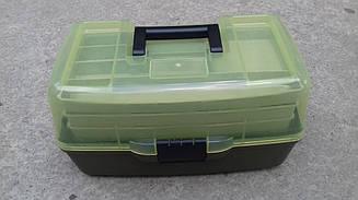 Ящик для рыболовных снастей 3 полки