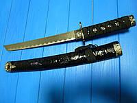 "Самурайский нож танто сувенирный ""Black dragon ""47 см"