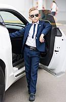 Детский костюм для мальчика с карманами
