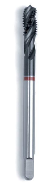 Машинний мітчик DIN 376 (2184-1) 6H HSSE-V3-TICN Form C/RSP40° червоне кільце M 27  GSR Німеччина