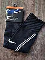 Детские футбольные гетры Nike топ-качество (черные) replika, фото 1