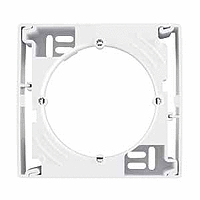 Коробка для накладного монтажа Schneider Electric Sedna Белый SDN6100121