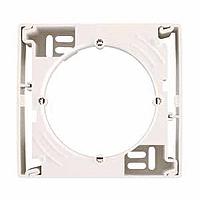 Коробка для накладного монтажа Schneider Electric Sedna Слоновая кость SDN6100123