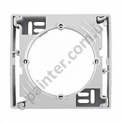 Коробка для накладного монтажа Schneider Electric Sedna Алюминий SDN6100160