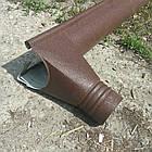 Желоб водосточный металлический 125 (Ruukki), фото 2