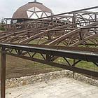 Желоб водосточный металлический 125 (Ruukki), фото 4