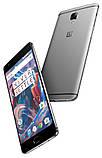 "Смартфон OnePlus 3 серый (""5,5 экран, 6/64 памяти, батарея 3000 мА/ч ) NFC, фото 3"