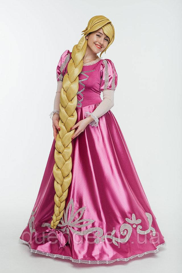 Рапунцель женский карнавальный костюм / размер универсальный / BL - ВЖ326
