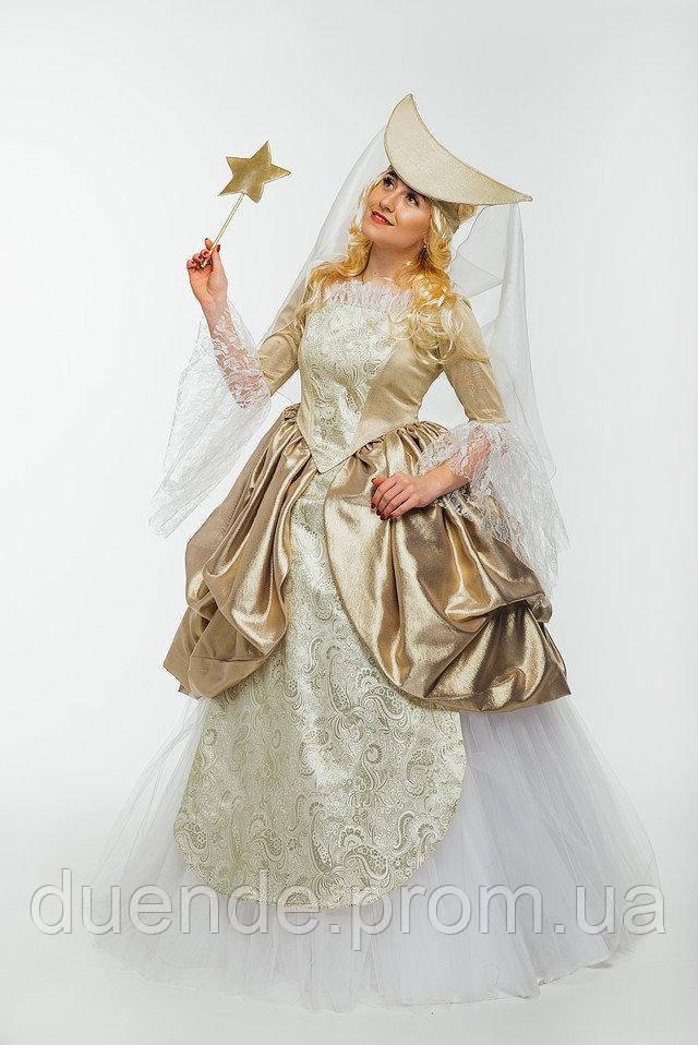 Крестная Фея женский карнавальный костюм / размер универсальный / BL - ВЖ323