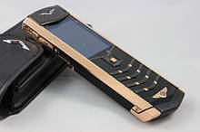 Мобильный телефон Vertex S9 signature bentley gold