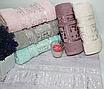 Метровые турецкие полотенца Fllowers Vip Cotton, фото 4