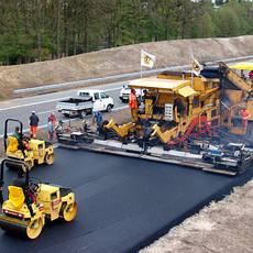 Строительство и ремонт дорог