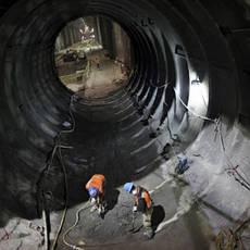 Строительство и ремонт тоннелей