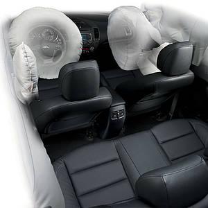 автомобильные ремни и подушки безопасности