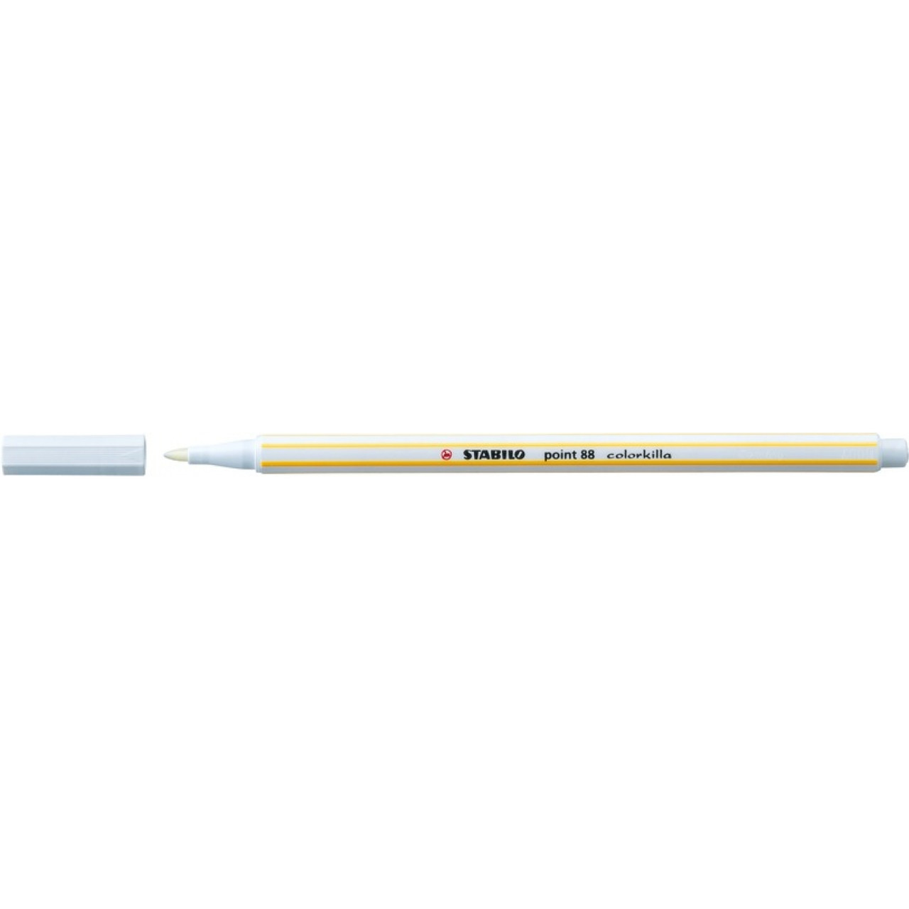 Ручка капиллярная STABILO point 88 файнлайнер со стирающими чернилами, 10 шт в уп. 88/00