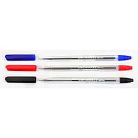 """Ручка  шариковая/масляная """"Amaze"""" черная 0,7 мм """"LINC"""""""