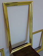 Позолота сусальным золотом и изготовление деревянных рам.