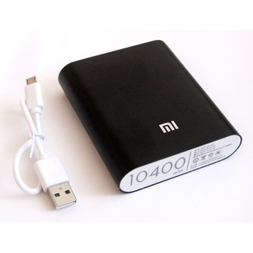 Power Bank Xiaomi Mi 10400 mAh. Повер банк