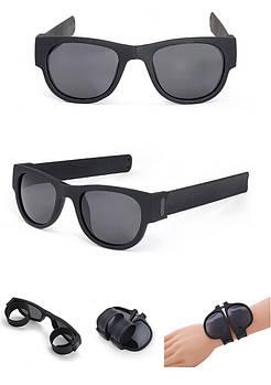 Сонцезахисні окуляри SlapSee (Трансоформеры/браслет)