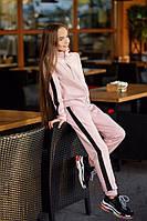 Спортивный костюм для девочки Итальянский трикотаж Размер 134 140 146 152 В наличии 4 цвета, фото 1
