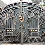 Ворота ковані Бостон